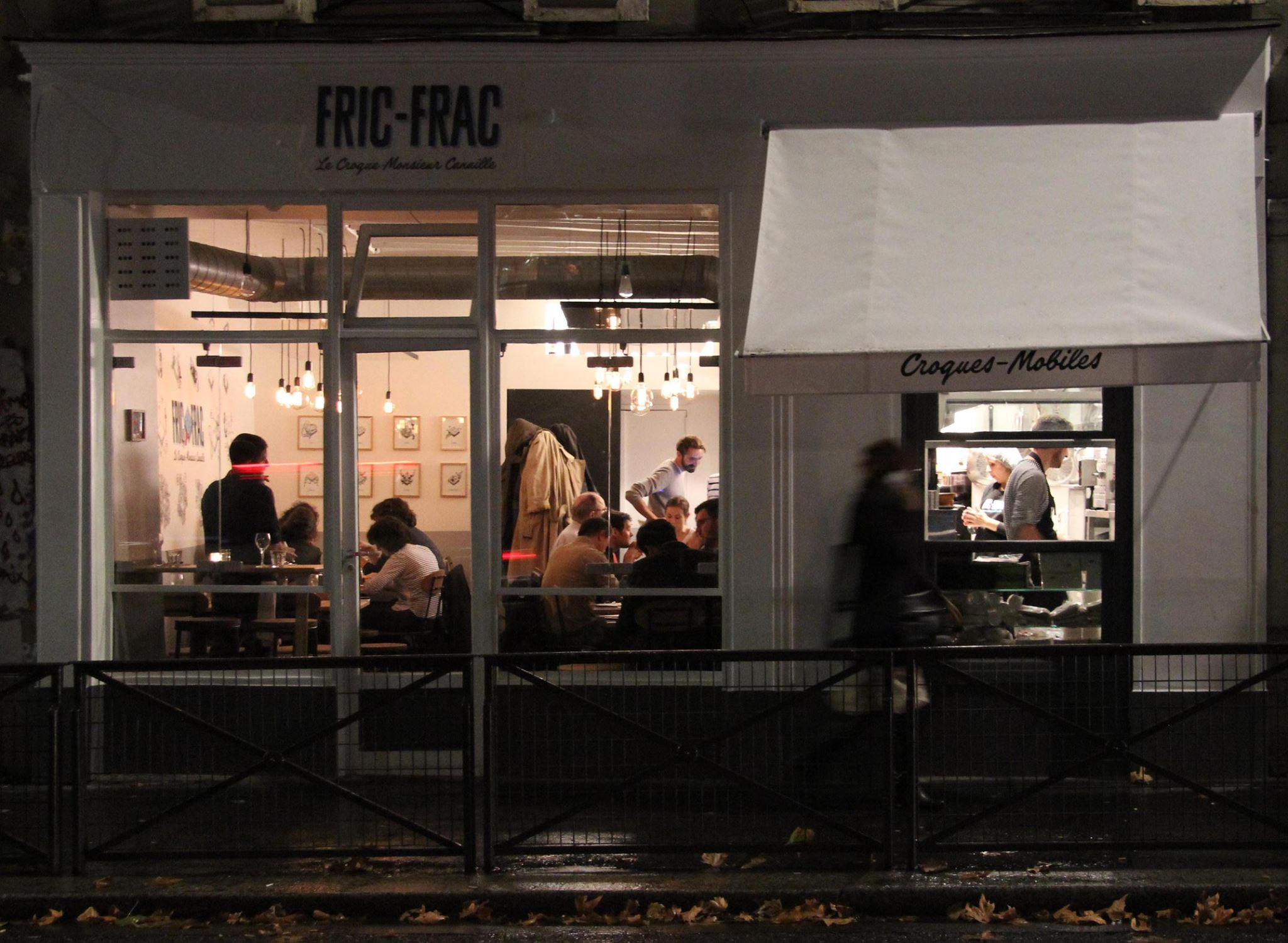 fric-frac paris