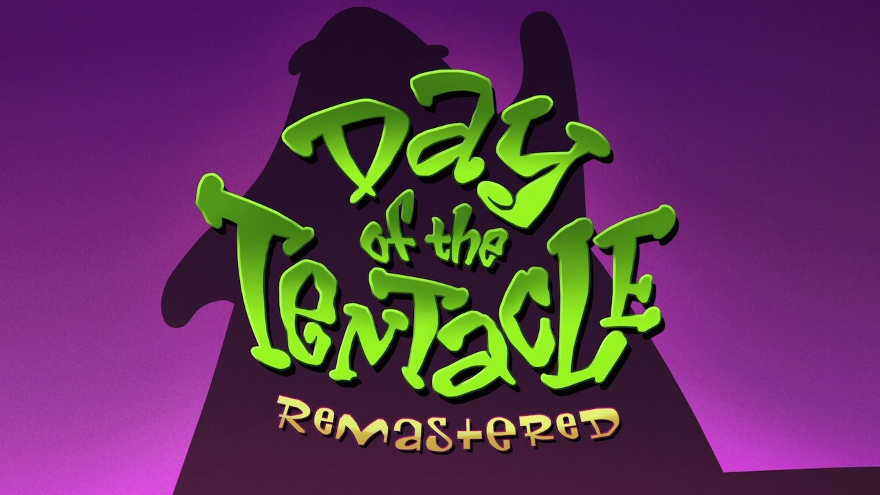 Day Tentacle Remastered