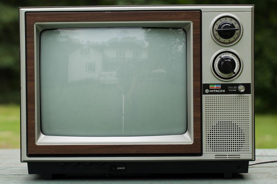 L'avenir de la télévision. Enfin les séries dont on parle en dessous hein, pas ce vieux poste.