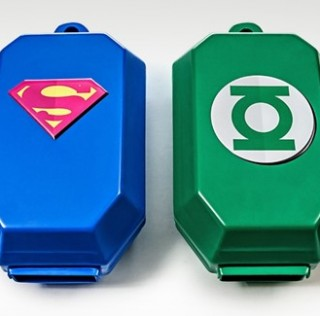 Des superhéros dans les hopitaux