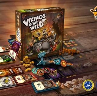 Vikings Gone Wild – The Board Game
