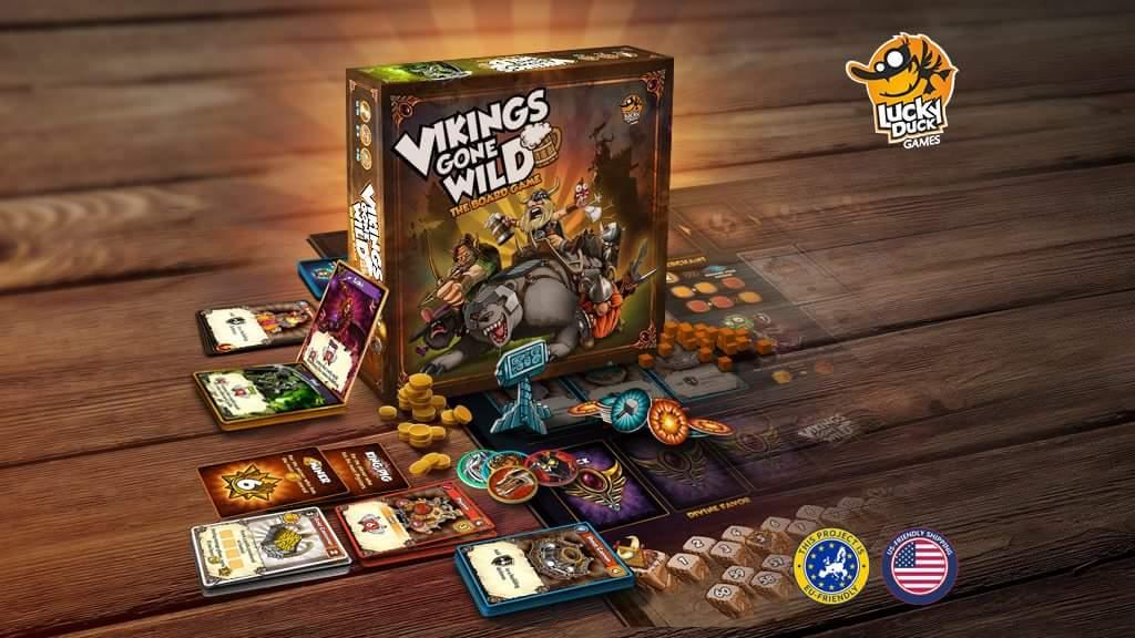 Vikings Gone Wild Cover