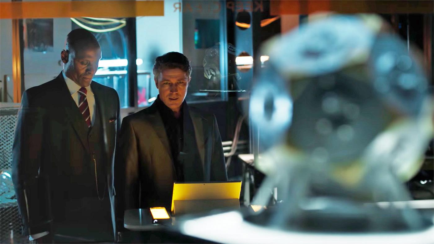La série est officiellement facultative mais fait partie intégrante de Quantum Break