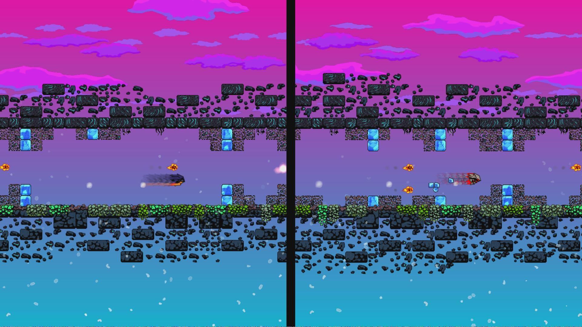 La nouvelle feature du jeu qui compte beaucoup pour les développeurs : le multijoueur en écran splitté