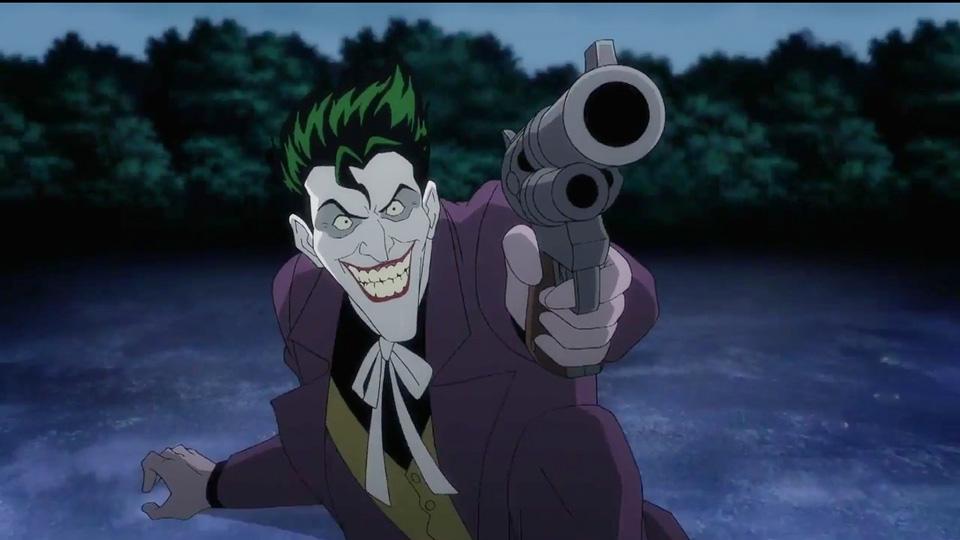 batman the killing joke critique