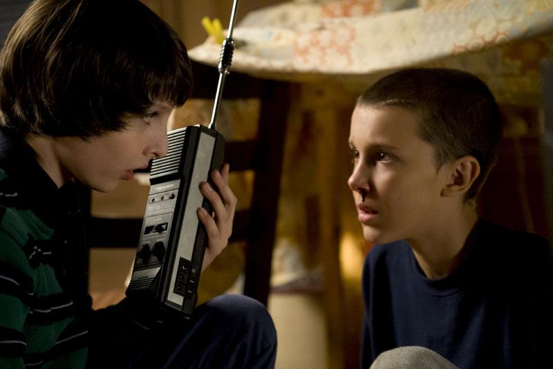 Les talkies-walkies ou la technologie de demain... Enfin dans les années 80. Et encore.