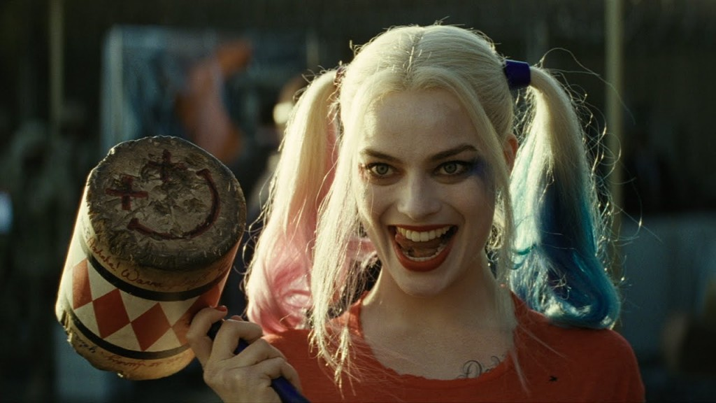 Suicide squad critique