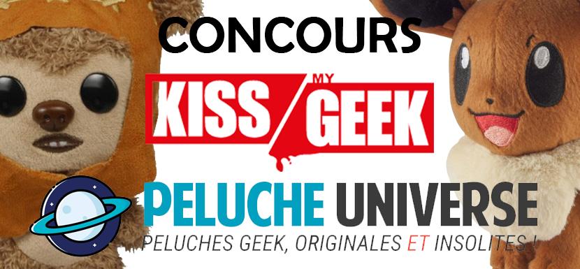 Concours Peluche Universe