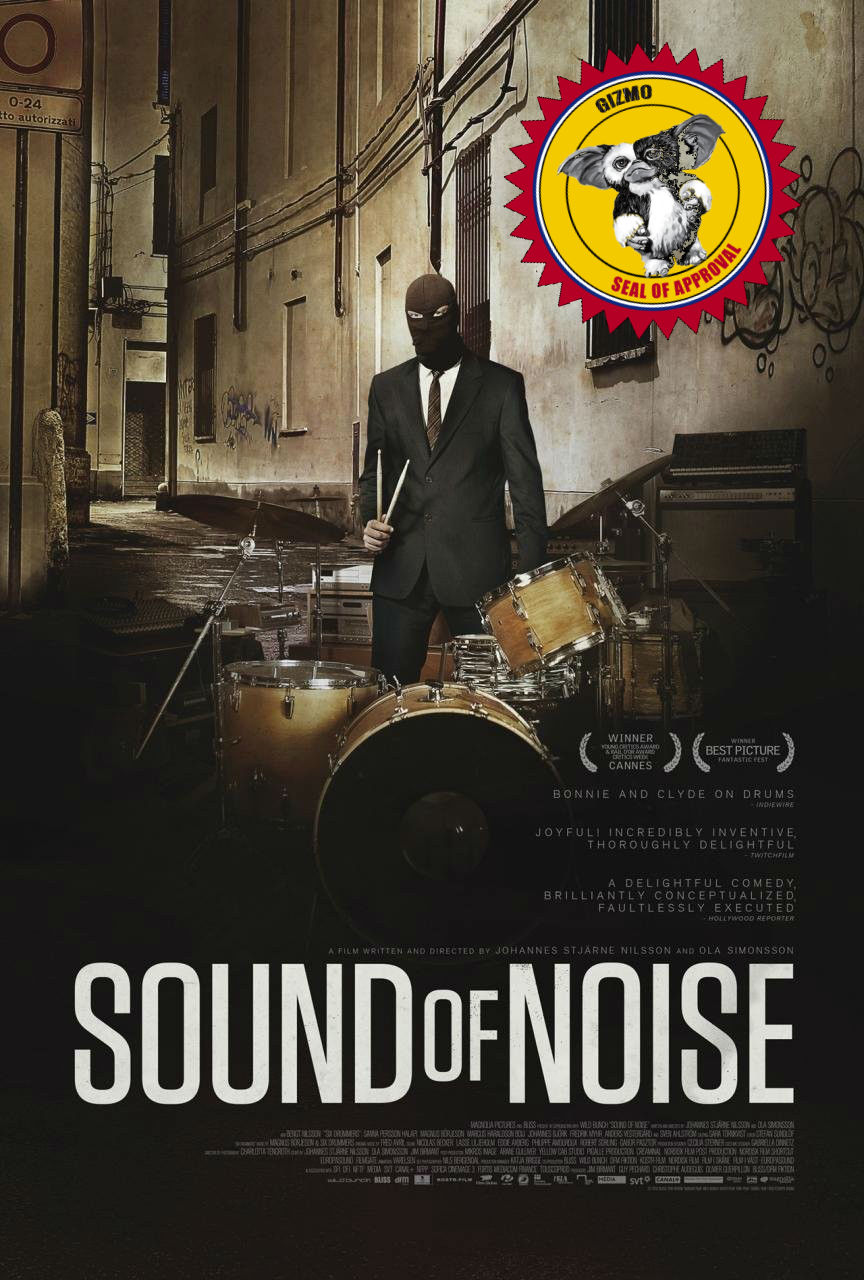 Sound of Noise est définitivement Gizmo-approved