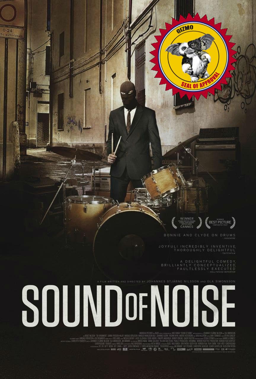 Sound of Noise est définitivement Gizmo-approved