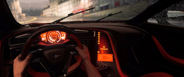 driveclub vr test-
