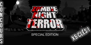 [Concours] Résultats : Gagnez 5 clés Steam pour Zombie Night Terror !