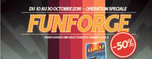 Funforge reduction