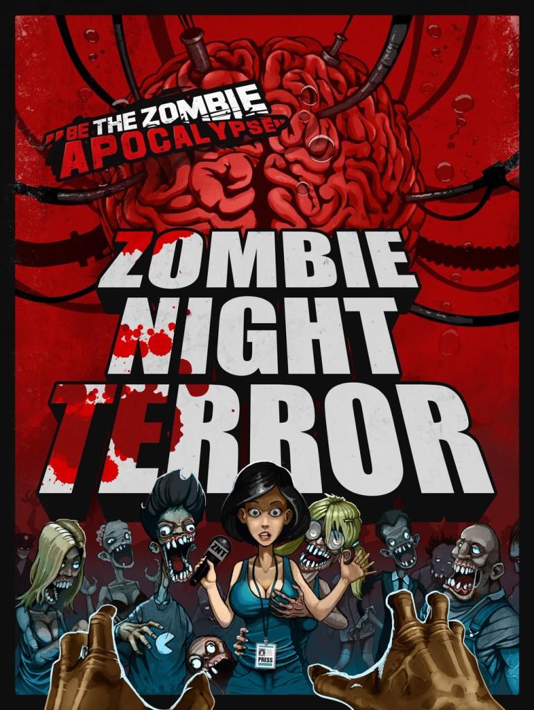 Zombie Night Terror poster