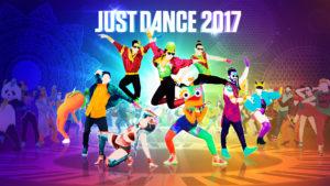 Just Dance 2017 header
