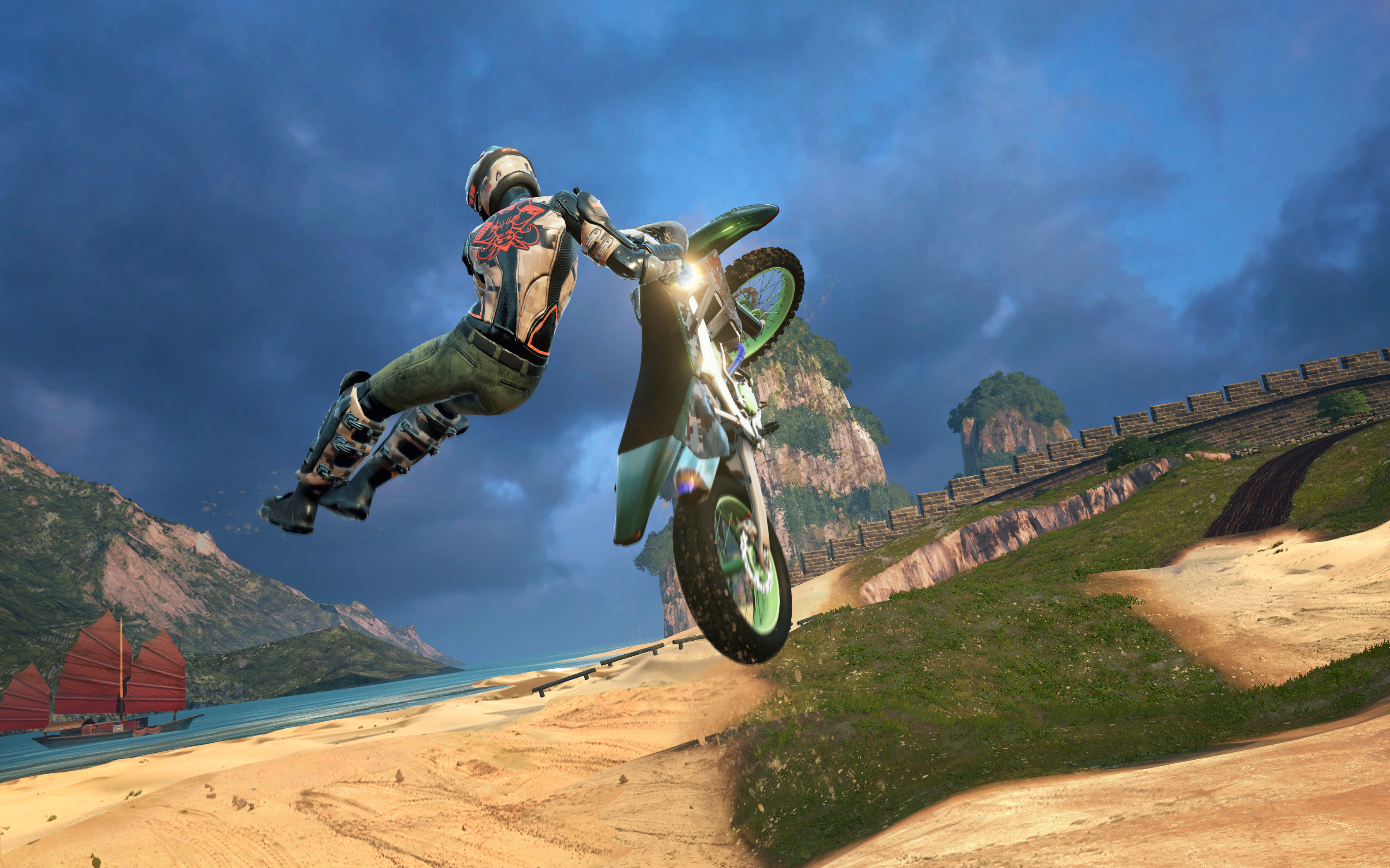 moto racer 4 test