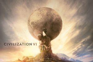 Civ VI header