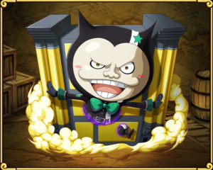 Le nouveau lieutenant rigolo de l'aventure s'appelle Tanaka et il passe à travers tout ce qui est inanimé