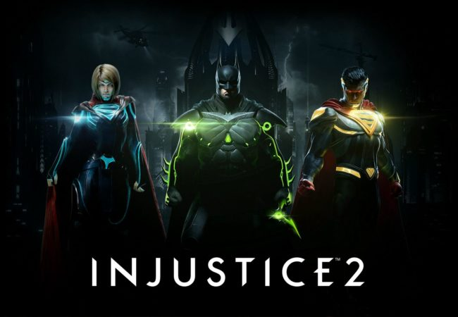 injustice 2 test