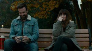 """""""Ahahah ! Qu'est-ce qu'on s'amuse sur ce banc ! Attends que je devienne un gros méchant, tu vas voir..."""""""