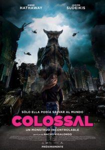 En bonus, cette affiche du film en Espagne... Ils essayent de vendre ça comme un Godzilla ou quoi ?