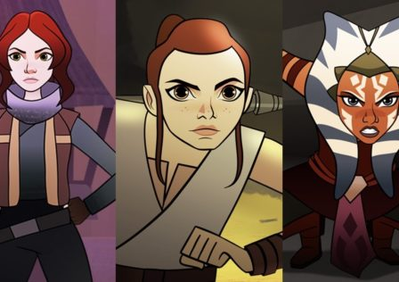 Star wars forces of destiny