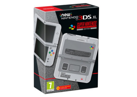 3DS XL SNES