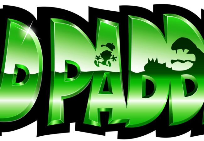 Kid Paddle Logo