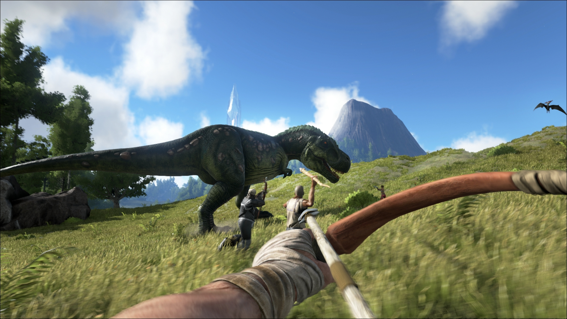 arksurvivalevolved test