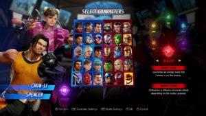 30 personnages, 6 pierres d'infinité, pleiiiin de possibilités.