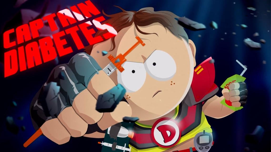Le Capitaine Diabète sera l'un de vos premiers alliés. Il n'a pas son pareil pour renverser des objets lourds.