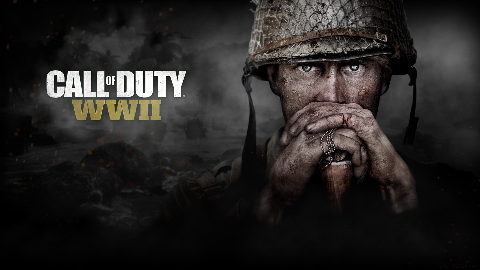 call of duty wwii goty
