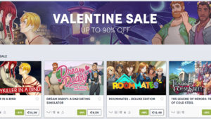 humble bundle valentine