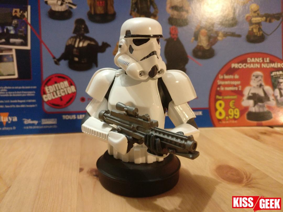 altaya stormtrooper buste
