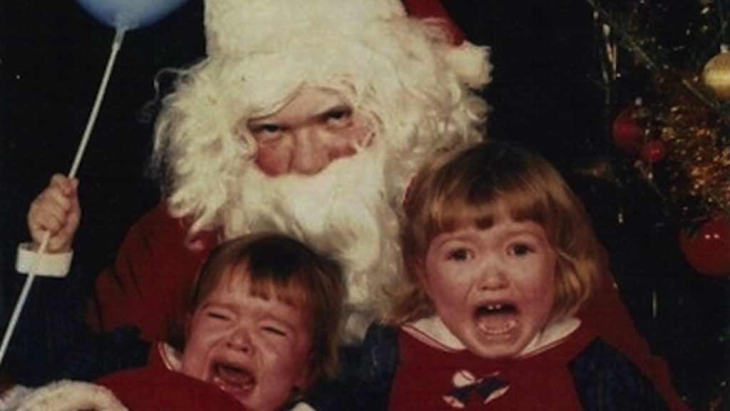 santa-and-crying-kids