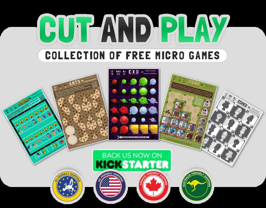 Rendez-vous sur Kickstarter pour soutenir le projet