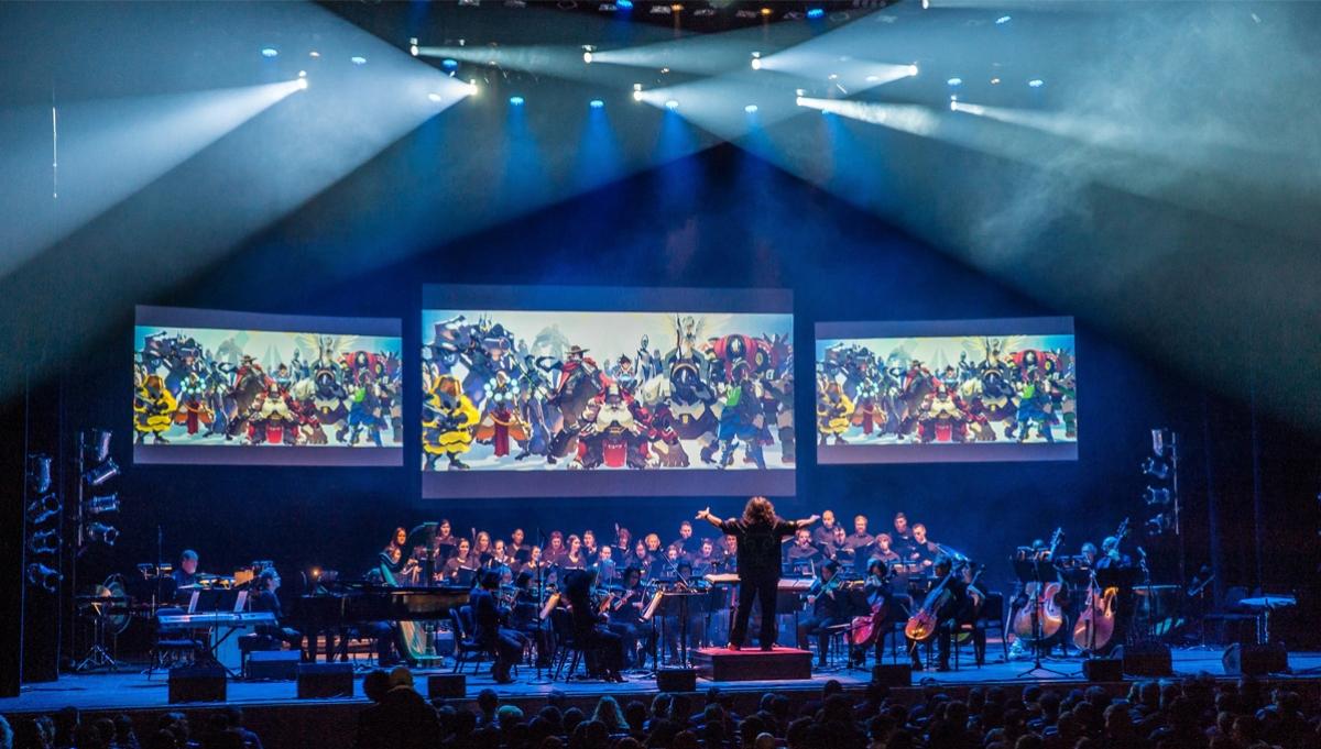 Video games concert