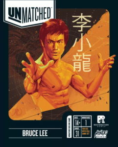 Unmatched Bruce Lee