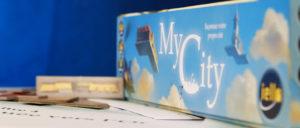 La boîte du jeu My City