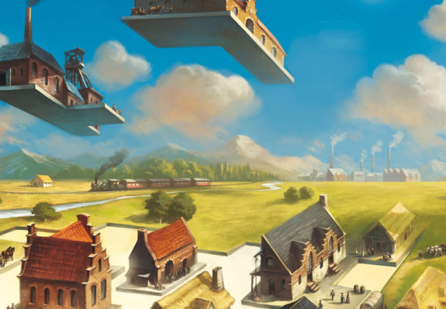 Illustration du jeu My City