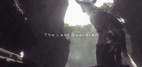 The Last Guardian screens