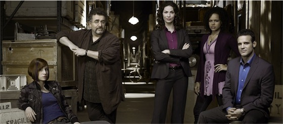 Warehouse 13 - SyFy