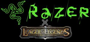 Razer League of legends, runes gratuites !