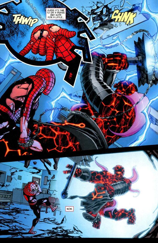 Kapow spider man et la fondation du futur - Et spider man ...