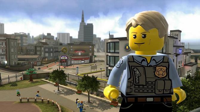 lego city undercover wii u screen 1