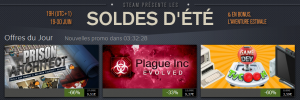 Soldes Steam été 2014