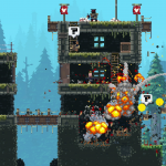 Broforce - The Expendabros Screen 1