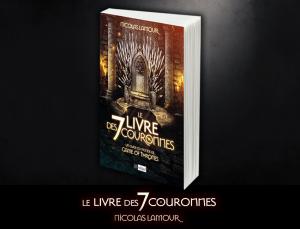 couverture livre 7 couronnes