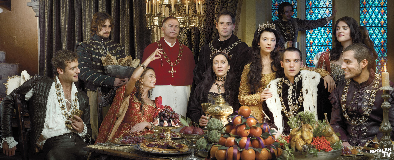 Les Tudors série télé