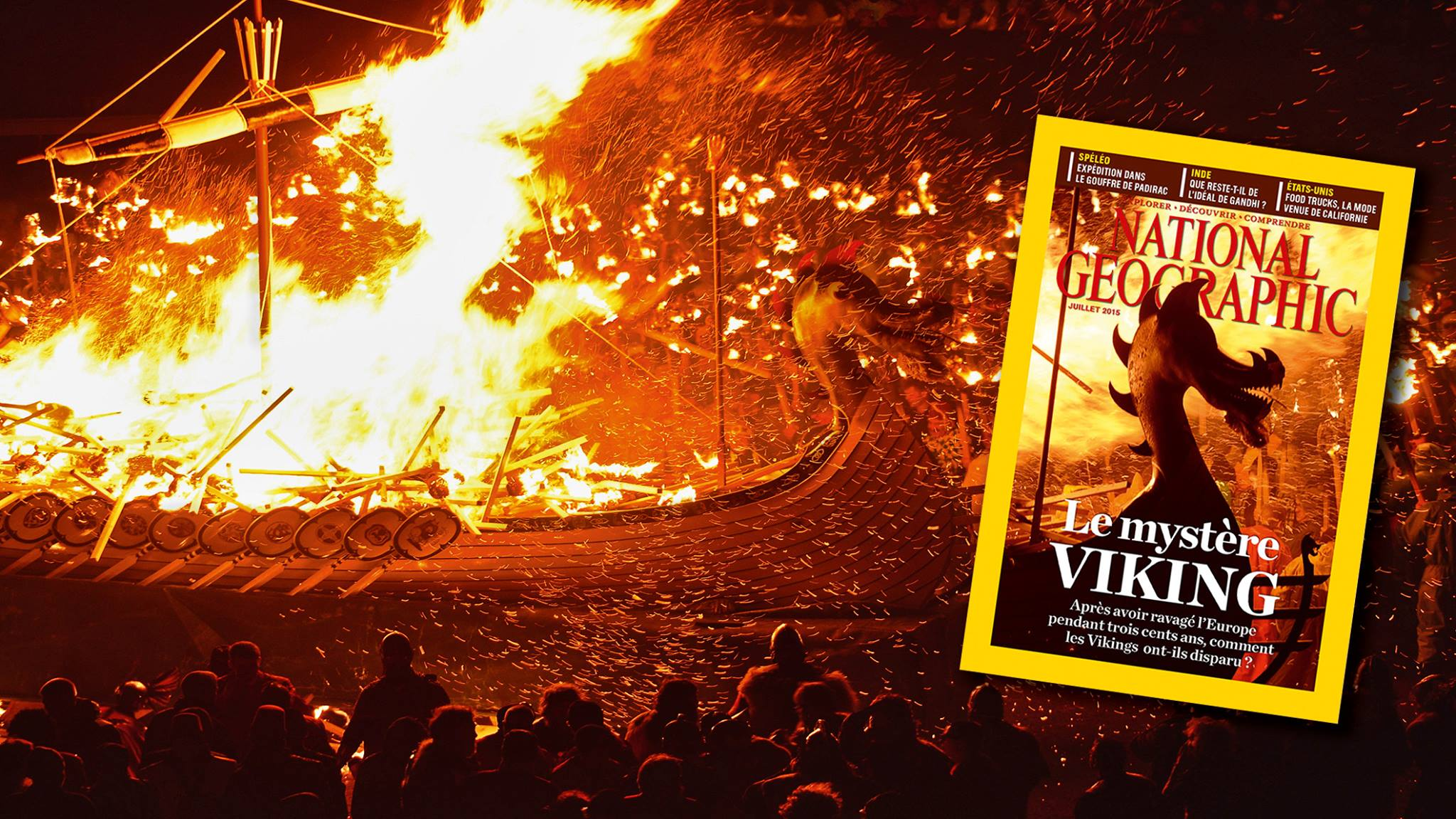 le mystère viking
